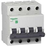 Изображение EASY 9 Автоматический выключатель 4P 16A (C)