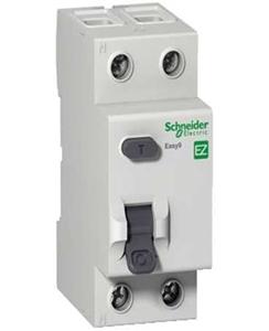 Изображение EASY 9 Дифференциальный автоматический выключатель 1П+Н 25А 30мА C AC
