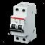 Изображение ABB SH202L C50 Автоматический выключатель 2P 50А (С) 4,5kA