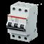 Изображение ABB SH203L C50 Автоматический выключатель 3P 50А (С) 4,5kA