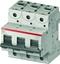 Изображение ABB S803C Автоматический выключатель 3P 20A (С) 25кА (4.5 мод.)