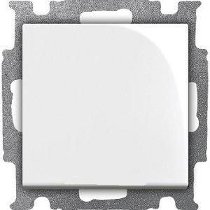 Изображение ABB BJB Basic 55 Бел Выключатель кнопочный 1-клавишный, НО контакт