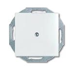 Изображение ABB BJB Basic 55 Бел Заглушка с суппортом