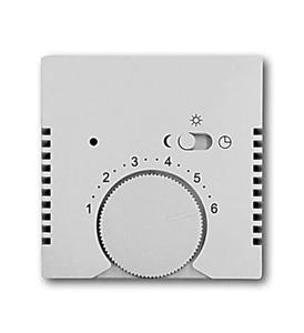 Изображение ABB BJB Basic 55 Бел Накладка для терморегулятора (мех. 1095 U, 1095 UF-507, 1096 U)