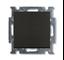 Изображение ABB BJB Basic 55 Шато (чёрн) Переключатель 1-клавишный