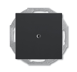 Изображение ABB BJB Basic 55 Шато (чёрн) Ввод кабеля