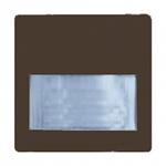 Изображение ABB Basic 55 Датчик движения WatchDog 6810-95-101-507 Стандарт сенсор, с селективной линзой, шато-чёрный