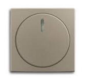 Изображение ABB BJB Basic 55 Шамп Накладка светорегулятора поворотного для механизмов диммеров BJE