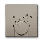 Изображение ABB BJB Basic 55 Шамп Накладка для терморегулятора (мех. 1095 U, 1095 UF-507, 1096 U)