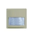 Изображение ABB Basic 55 Датчик движения WatchDog 6800-93-104-507 Комфорт Сенсор, с селективной линзой, шампань