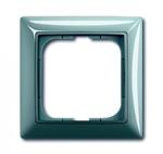 Изображение ABB BJB Basic 55 Бистро (голубой) Рамка 1-ая