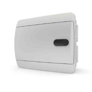 Изображение CVN 40-06-1 Щит встраиваемый 6 мод. IP40 непрозрачная белая дверца Tekfor