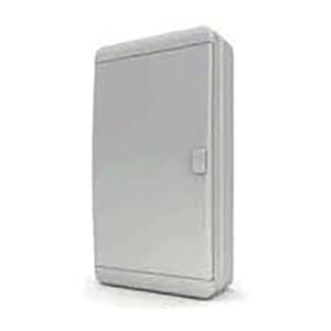 Изображение BNN 65-36-1 Щит навесной 36 мод. IP65, непрозрачная белая дверца Tekfor