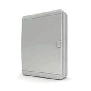 Изображение BNN 65-54-1 Щит навесной 54 мод. IP65, непрозрачная белая  дверца Tekfor