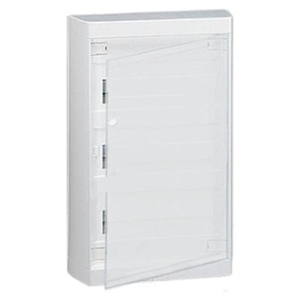 Изображение Legrand Nedbox Шкаф навесной 3х12М белая дверь
