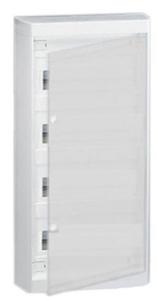 Изображение Legrand Nedbox Шкаф навесной 4х12М белая дверь