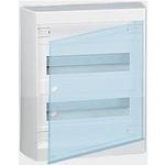 Изображение Legrand Nedbox Шкаф навесной 2х12М прозрачная дверь