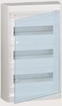 Изображение Legrand Nedbox Шкаф навесной 3х12М прозрачная дверь