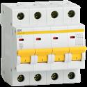 Изображение для категории Автоматические выключатель ВА47-29 4Р IEK