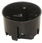 Изображение 83052 Монтажная коробка для люка на 2 розетки (под заливку), Фиксаторы в комплекте.