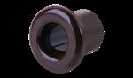 Изображение Втулка для вывода кабеля из стены 2 шт. (коричневый) Ретро