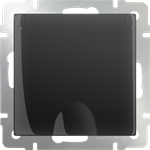 Изображение Розетка влагозащ. с зазем. с защит. крышкой и шторками  (черный матовый)