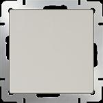 Изображение Выключатель одноклавишный (слоновая кость)