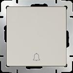 Изображение Кнопка звонка (слоновая кость)