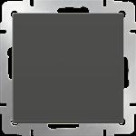 Изображение Выключатель одноклавишный  (серо-коричневый)