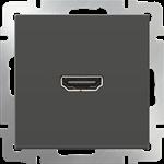 Изображение Розетка HDMI (серо-коричневый)