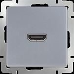 Изображение Розетка HDMI (серебряный)