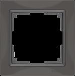 Изображение Рамка на 1 пост (серо-коричневый, basic)