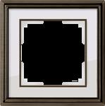 Изображение Рамка на 1 пост (бронза/белый)