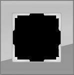Изображение Рамка на 1 пост (серый,стекло)