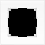 Изображение Рамка на 1 пост (белый матовый)