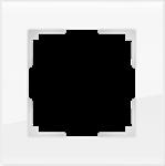 Изображение Рамка на 1 пост (белый,стекло)