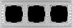 Изображение Рамка на 3 поста (жемчужный)