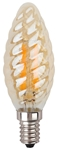 Изображение Лампа светодиодная F-LED BTW-7w-827-E14 gold
