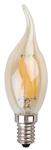 Изображение Лампа светодиодная F-LED BXS-5w-827-E14 gold
