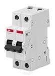 Изображение Автоматичесикий выключатель 2P 25A C 4.5кА BMS412C25 ABB