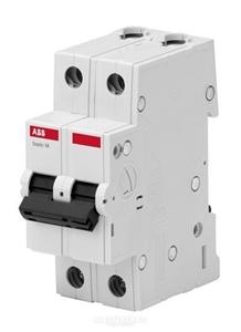 Изображение Автоматичесикий выключатель 2P 40A C 4.5кА BMS412C40 ABB