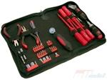 Изображение Набор инструмента электрика (сумка) (65140)