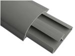 Изображение Канал напольный СSP-F 75x17 серый (01332)