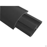 Изображение Канал напольный СSP-N 75x17 черный (01333)