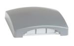 Изображение Тройник для напольного канала 75х17 мм DSP G, цвет серый