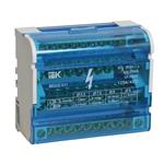 Изображение Шина на DIN-рейку в корпусе (кросс-модуль) 3L+PEN 4х11 (YND10-4-11-125) IEK