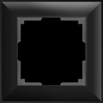 Изображение Рамка на 1 пост (черный матовый) Fiore