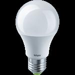 Изображение Лампа светодиодная LED 10вт 24/48в Е27 белый (61476 NLL-A60)