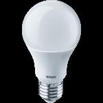 Изображение Лампа светодиодная LED 10вт Е27 теплая (94387 NLL-A60)
