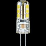 Изображение Лампа светодиодная LED 2.5вт 230в G4 тепло-белый капсульная (71347 NLL-S-G4)